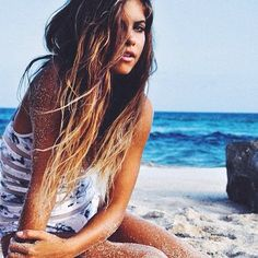 ' Salt in my hair '