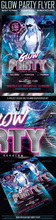 Talent Show Flyer Template Flyer template, Template and Party flyer - talent show flyer
