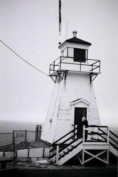 Fort Amherst Lighthouse - Newfoundland