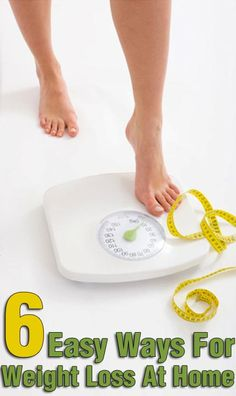 How To Lose Weight At Home – Just Follow These 25 Simple Tips
