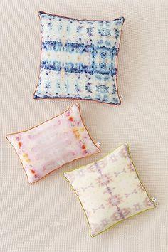 Mila Mirror Dye Throw Pillow