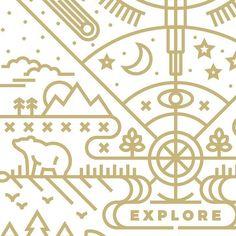 Explore. WIP by seaker.arts