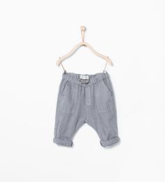 Trousers with pocket-Starting from 40% off-Baby boy-KIDS-SALE | ZARA United States