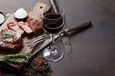 10 Recipes to Match and Pair with Cabernet Sauvignon
