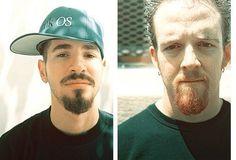 "Brad Delson & Dave ""Phoenix"" Farrell"