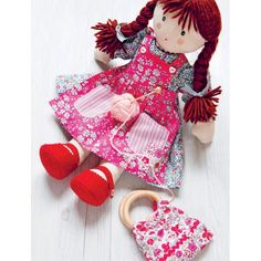 Floral Dolls Project Download