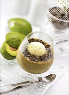 Avocado Coffee by De Excelso @Diane Avocado #holidayavocado