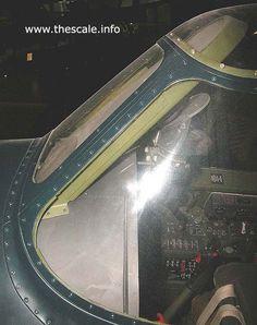 Grumman F6F Hellcat. Cockpit & tail section photos