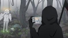 Dark Drawings, Pretty Drawings, Anime Fantasy, Dark Fantasy Art, Dark Art Illustrations, Illustration Art, Cute Chibi Couple, Sun Projects, Anime Sisters