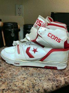 new styles a014f 781b6 Vintage 1980 s Converse Cons ERX 200 Basketball Shoes Sz 17   eBay   adidasbasketballshoes Chaussures De