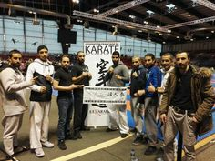 NEWS | Karate Contact Gennevilliers  Mohamed BELALIA Morad Rharbi Rachid Zeddam Chougar Rayane Yanis Numan
