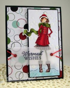 Warmest Wishes by TracyMac - Cards and Paper Crafts at Splitcoaststampers