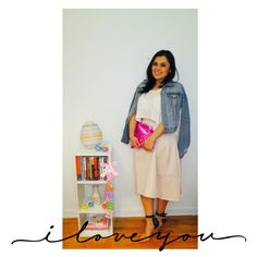 Easter Look  Love and Embrace who you are. You are just amazing the way you are  Link in my Bio to see the whole outfit  L O V E - YL   #alwaysgrateful #blogger #fblogger #bblogger #mtlblogger #canadianblogger #youtuber #youtubeblogger #modemtl #ootdmtl #fashionlover #fashionoutfits #fashionmarketer  #bloggingthestreets #bloggersfromallaroundtheworld #lovebeinginlove #paquellorarpaque #streetstyle #ootd #vlogger