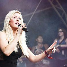 Ellie Goulding Fav. Concert Opening 7.31.13