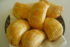 How To Make Meat Pie or English Pasties