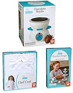 Kids Cooking Set, Real Cooking, Chocolate Shoppe, Bubble Candy, Cooking Supplies, Little Chef, Baking Set, Kids Learning, Cute Kids