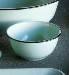Enameware Small Bowl
