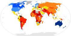 Índice de Libertad Económica - Wikipedia, la enciclopedia libre