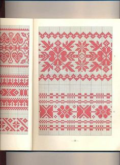 It Was A Work of Craft — Vintage Hungarian Pantterns Somogyi. Cross Stitch Books, Cross Stitch Borders, Cross Stitch Designs, Cross Stitch Patterns, Crochet Books, Tapestry Crochet, Needlepoint Stitches, Needlework, Cross Stitch Embroidery