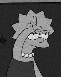 you rule, lisa simpson Sad Wallpaper, Tumblr Wallpaper, Iphone Wallpaper, Trendy Wallpaper, Black Wallpaper, Lisa Simpson, Bart Simpson Tumblr, Simpson Wave, Los Simsons