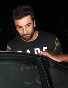 Ranbir Kapoor visits Aamir Khan. #Bollywood #Fashion #Style #Handsome