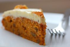 Starbucks Carrot Cake