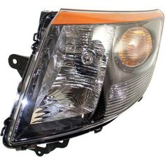 2007-2009 Nissan Sentra Head Light RH, Assembly, 2.5l Eng. - Capa