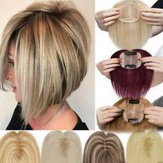 Human Hair Clip Ins, Remy Human Hair, Remy Hair, Short Human Hair Wigs, Ombre Blond, Brown Blonde Hair, Dark Blonde, Short Hair Cuts, Short Hair Styles