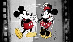 Wall paper iphone disney vintage mickey mouse mice ideas for 2019 Mickey Mouse Vintage, Disney Mickey Mouse, Mickey Mouse E Amigos, Mickey And Minnie Love, Mickey Mouse And Friends, Disney Magic, Disney Art, Disney Dream, Disney Pixar