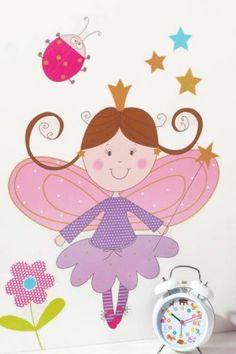Ideas para decorar con pegatinas el dormitorio de tus niños   De todo Niños