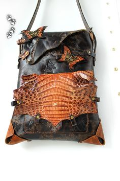Leather Bags, Leather Craft, Leather Projects, Satchels, Western Wear, Boho  Style 01be554f0d