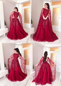 Red Wedding, All Things, One Shoulder, Prom, Women's Fashion, Formal Dresses, My Style, Clothes, Vestidos