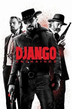 Django Unchained on DVD from Starz / Anchor Bay. Directed by Quentin Tarantino. Staring Christoph Waltz, Kerry Washington, Leonardo DiCaprio and Jamie Foxx. More Western, Drama and Academy Award Winners DVDs available @ DVD Empire. Streaming Movies, Hd Movies, Movies To Watch, Movies Online, Movies And Tv Shows, Action Movies, Quentin Tarantino Django, Django Desencadenado, Django Unchained
