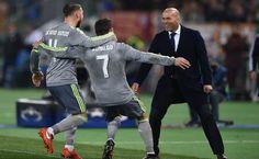 Un golazo de Cristiano Ronaldo gestiona la victoria en Roma
