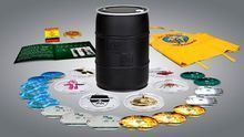 Breaking Bad: The Complete Series [16 Discs] [Includes Digital Copy] [UltraViolet] [Blu-ray]