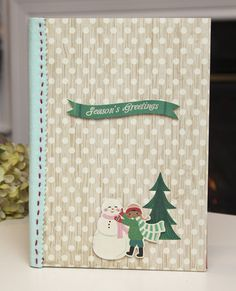 Bundled Up Stationary Set w/Ashley Cannon Newell - Crate Paper