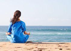 The Three-Minute Anti-Stress Meditation Secret via @PureWow