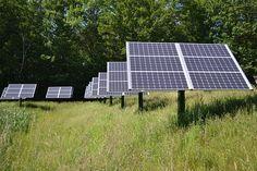 Wind, Wasser und Sonne - Energie für Selbstversorger