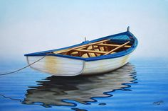 Fishing Painting - Pointing Offshore by Horacio Cardozo
