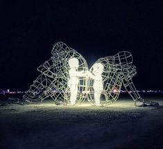 Hermosa escultura del ucraniano alexander milov