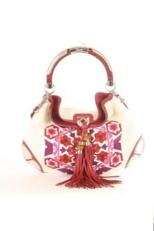 b77a50039416 Authentic Gucci Embroidered Floral On Canvas Peggy $999 Couture Outfits,  Luxury Handbags, Hermes,