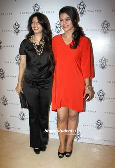 Sherle Wagner Store Launch, Kajol, Tanisha Mukherjee, Nisha Jamvwal, Neeta Lulla, Akanksha Raheja