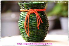 Handmade paper product  http://simponikehidupan.blogspot.com