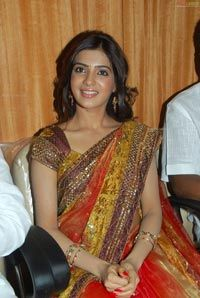 Samantha at South Indian Shopping Mall Launch, Hyderabad