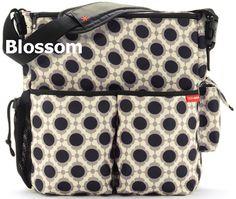 All Diaper Bags Skip Hop Duo Deluxe Diaper Bag Blossom