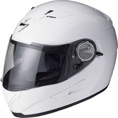 7f147f09 Scorpion EXO-500 Solid Full Face Helmets Motorcycle Helmets, Aftermarket  Motorcycle Parts, Full