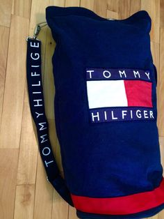 Vintage 1990s Tommy Hilfiger Open Top by FreshtoDeathVintage