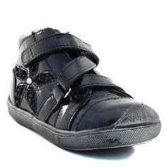 415A GBB LUCINE NOIR www.ouistiti.shoes le spécialiste internet de la chaussure bébé, enfant, junior et femme collection automne hiver 2015 2016