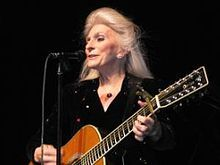 "Judith Marjorie ""Judy"" Collins (born May 1, 1939) is an American singer and songwriter known for her eclectic tastes in the material she records (which has included folk, show tunes, pop, rock and roll and standards) and for her social activism. She is an alumna of MacMurray College, Jacksonville, Illinois."