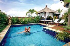 Honeymoon Bali Lune Miel Aventure Vacances Coucher